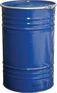 Бочка 210 литров с крышкой и внутренним покрытием RDL-50 Арт.БСЗ 210о RDL