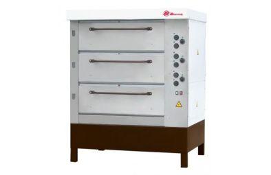 Хлебопекарная печь ярусная ХПЭ-750/3С