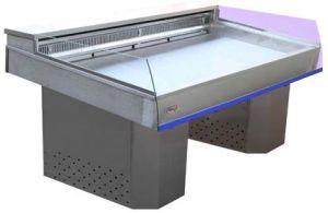 Витрина холодильная «рыба на льду» АРИАДА Бьянка ВУ 17-180