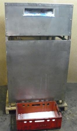 Льдогенератор чешуйчатого льда L-2000