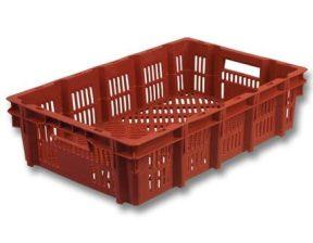 Пластиковый ящик для заморозки мяса, птицы арт 216