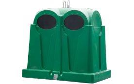 Контейнер для мусора 2500 литров УМК-2500
