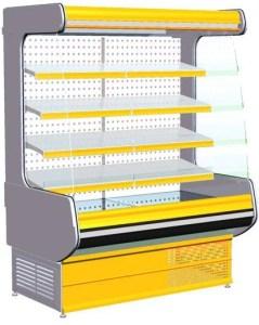 Холодильная горка гастрономическая Виола  ВС 7-160