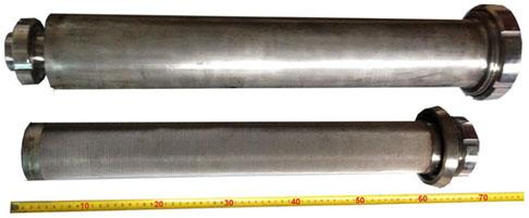 Фильтр (молочный) ИПКС-126-15-50-01(Н)