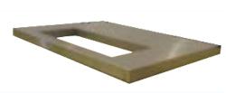 Металлическая крышка бункера для льда CBT22EFCD