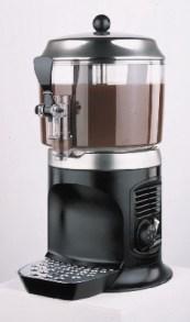 Аппарат для приготовления горячего шоколада DELICE 3LT BLACK Ugolini