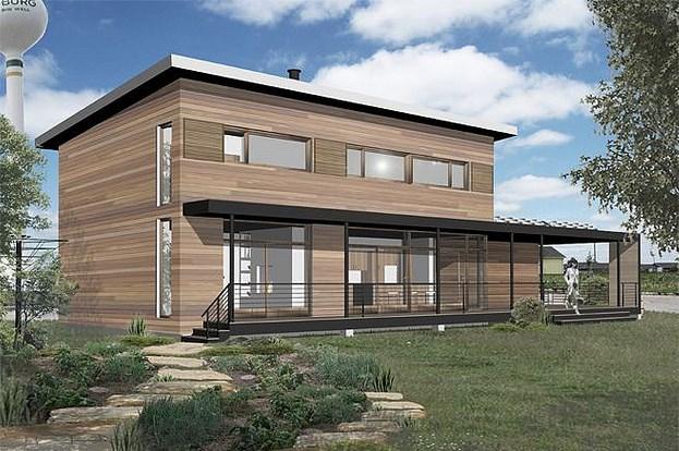 Пассивные дома для активного энергосбережения