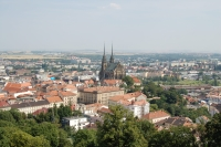Город фейерверков посреди Европы