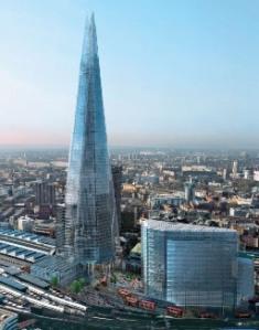 В Лондоне построили самое высокое здание в Евросоюзе