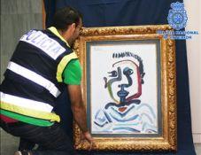 В Испании арестованы продавцы поддельных картин