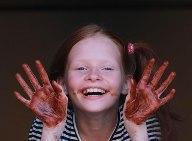 Шоколадно-марципановый Табор