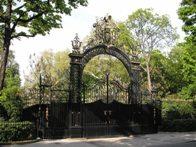 Сады Елисейского дворца откроют для посетителей