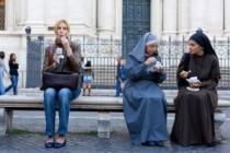 В Риме объявили «войну бутербродам»