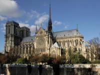 Началось празднование 850-летия Собора Парижской Богоматери
