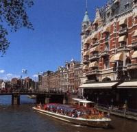 Амстердамские каналы отмечают 400-летие