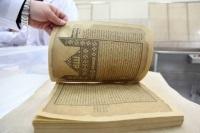 Редчайшие манускрипты вернулись в библиотеку Ламбетского дворца в Великобритании