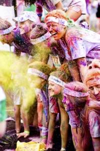 Разноцветный пробег впервые состоится в Лондоне