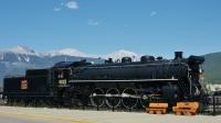 Паровой локомотив приглашает прокатиться по Англии