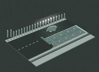 Умные шоссе будут заряжать электромобили на ходу