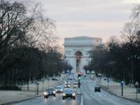 Одна из самых оживленных улиц Парижа превратится в парк