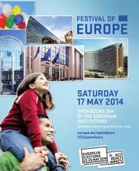 Европейская Комиссия открывает двери для гостей в Брюсселе