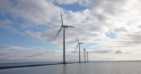 Датские ветрогенераторы устанавливают мировой рекорд