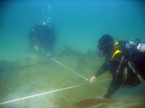 Уникальные древние находки сделаны у побережья Дании