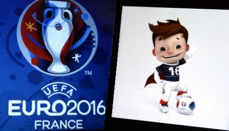 Супер Виктор станет символом «Евро-2016» во Франции
