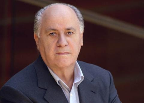 Самым богатым европейцем остается Амансио Ортега