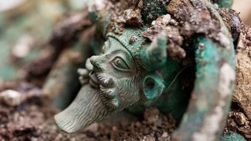 Древнейшее кельтское захоронение найдено во Франции