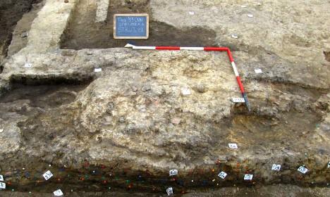 Поселение бронзового века найдено возле итальянского города