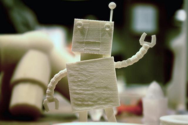 Таллинские школы получат 3D-принтеры