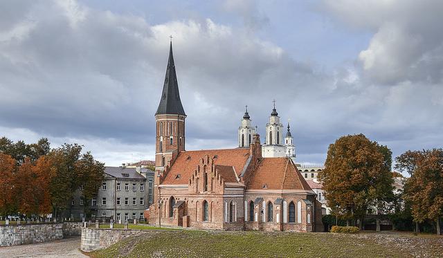 Каунас и Клайпеда претендуют на титул культурной столицы Европы