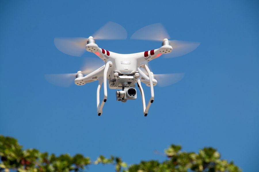Коммерческих дронов в Чехии стало почти втрое больше за последние 2 года