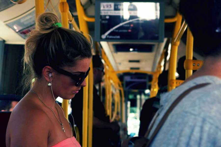 В Венгрии меньше всех в Европе пользуются личным транспортом