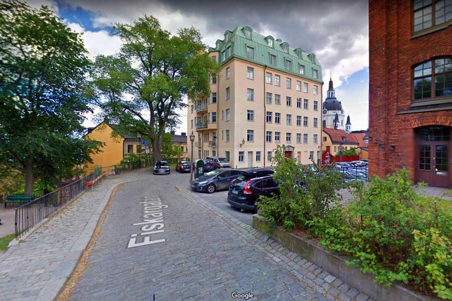 От рыбаков к друзьям рыб — зоозащитники предлагают переименовать улицу в Стокгольме