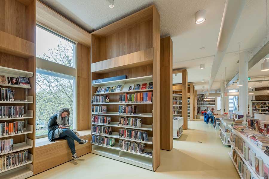 Библиотека в Нидерландах получила библиотечный «Оскар»