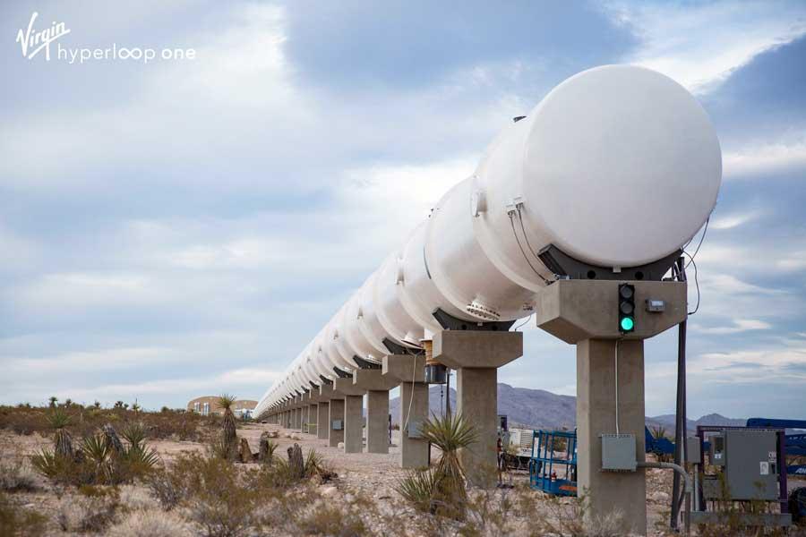В Испании появится сверхзвуковой поезд, который будет разгоняться до 1,2 тысячи километров в час