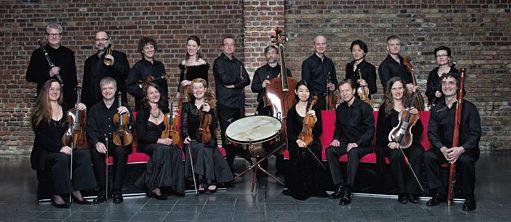 Концерт барочного ансамбля Concerto Köln «Бах в Италии»