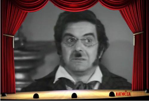 Греческий «Театр по понедельникам»