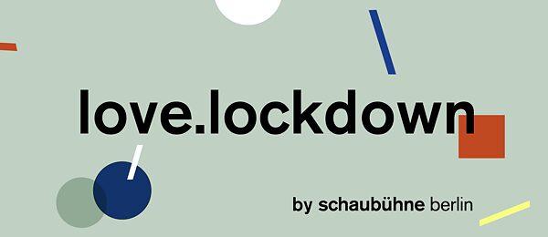 «LoveLockdown» — онлайн-пьеса о свидании в сети во время локдауна в Германии