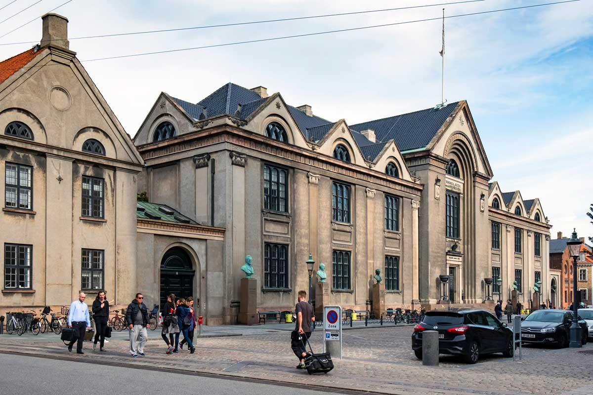 Копенгагенский университет сократил выбросы углекислого газа на 70%