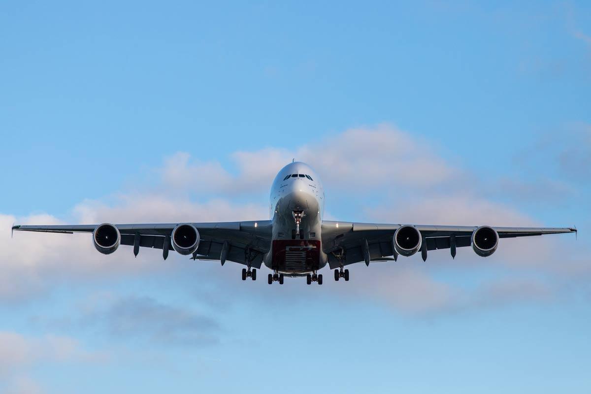50% парниковых выбросов от самолетов приходится всего на 1% пассажиров – шведское исследование