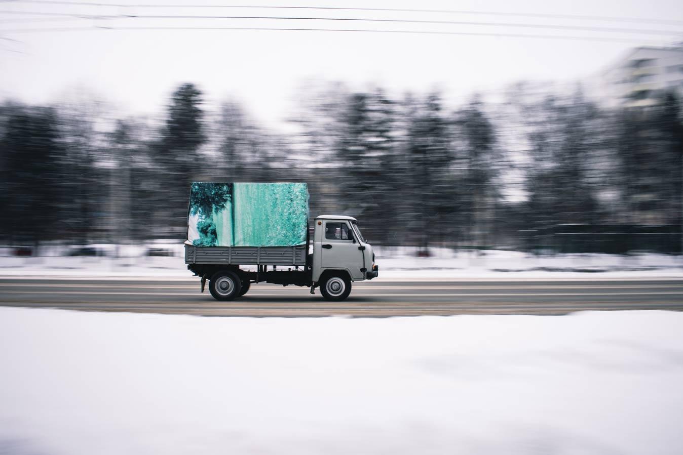 К 2040 году новые грузовики в Европе перестанут загрязнять воздух