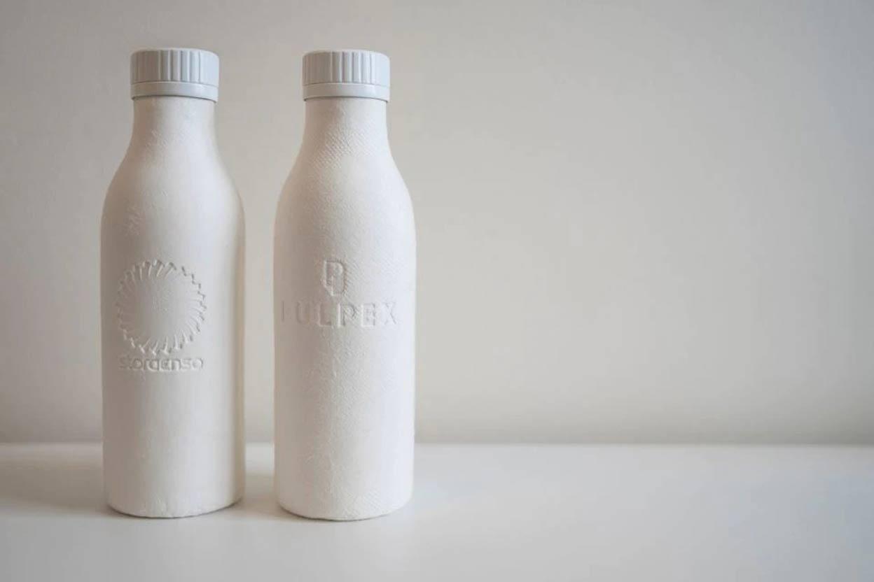 В Финляндии напитки будут продаваться в бумажных бутылках