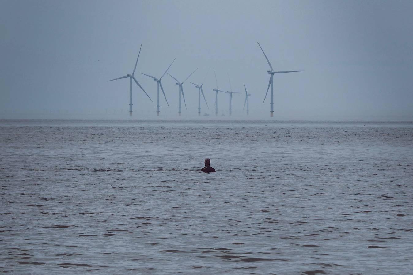 Крупнейший химический концерн в мире построит свои собственные ветряки в Европе