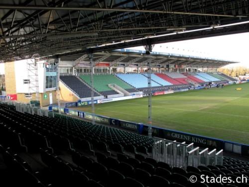 Euro Stades Ch London Twickenham Stoop Stadium