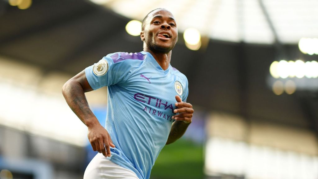 Racism must be stopped like a disease - Man City's Raheem Sterling