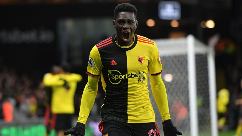 Which Africans are facing relegation in Europe's big leagues?