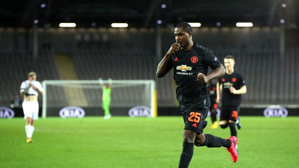 Man United agree Odion Ighalo loan extension